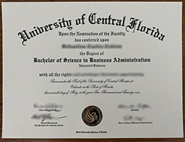 How Much Cost To Get UCF Fake Diploma ,美国中佛罗里达大学UCF毕业证购买